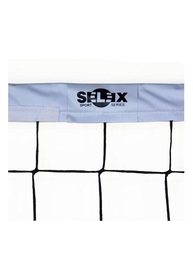 Selex V750 Profesyonel Voleybol Filesi Siyah